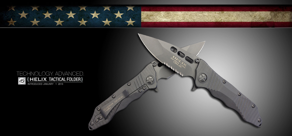 HELIX Tactical Combat Folder