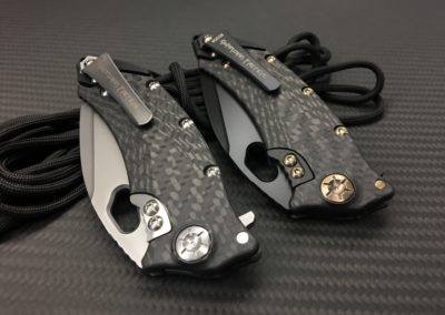 Conix Carbon Fiber Folded